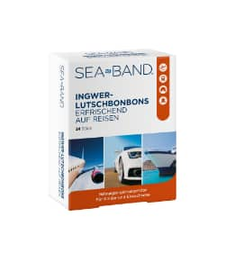 SEA-BAND Ingwer Lutschbonbons